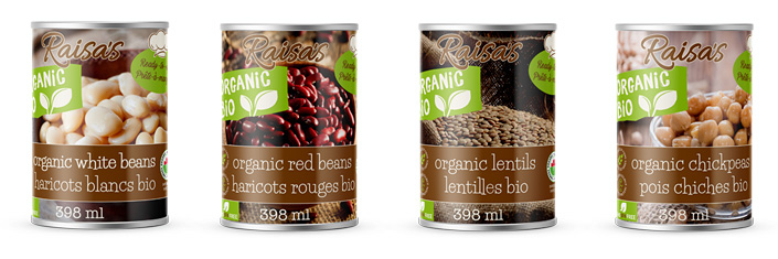 Raisa's beans